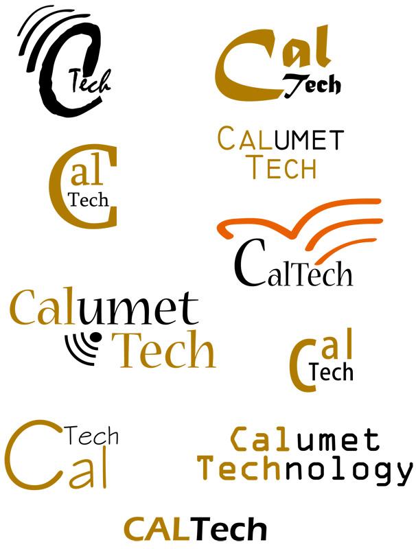 Calumet Tech Logos