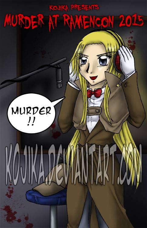 RamenCon Murder Mystery